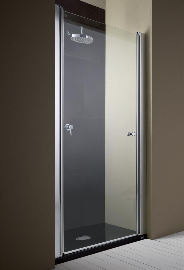 Porte doccia per nicchia : Porta box doccia battente da 70 a 90 cm (PB20)