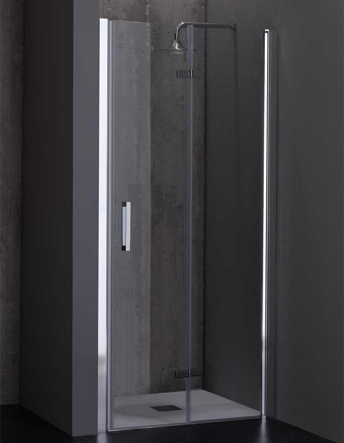 Porte doccia per nicchia